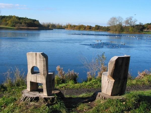 sø og natur