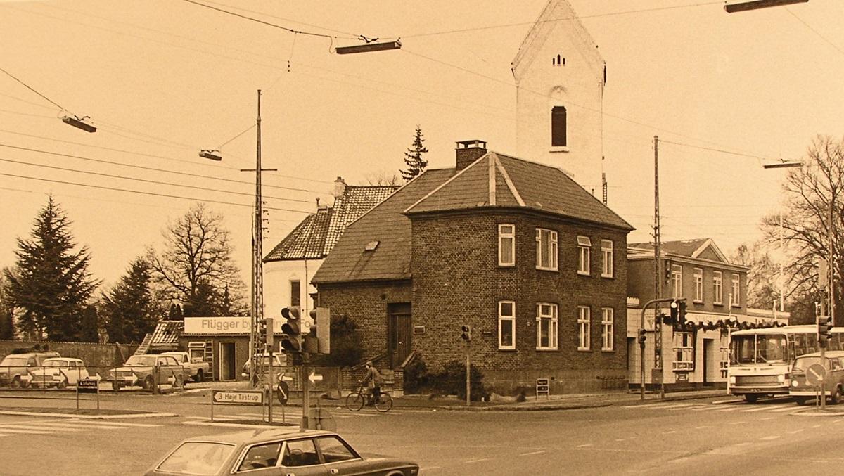 Taastrup Nykirke - Høje-Taastrup Turistforening